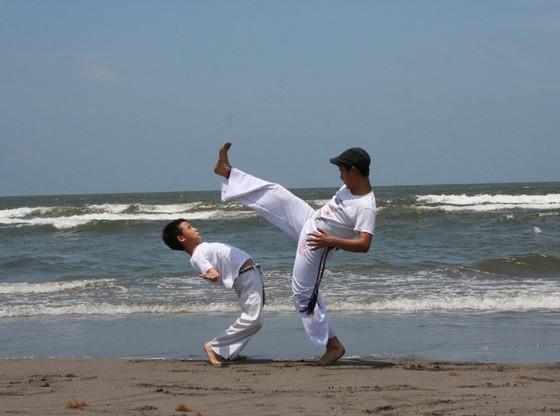 La Capoeira y sus beneficios