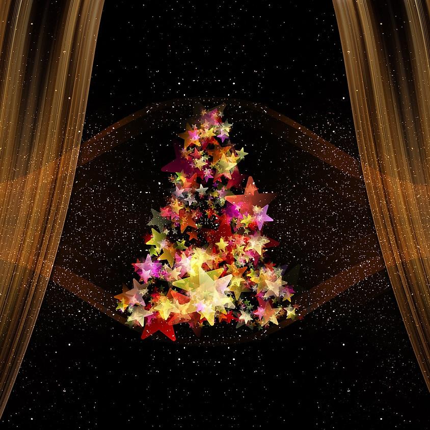 """Gift Basket BINGO!  """"Christmas on the Big Screen"""""""