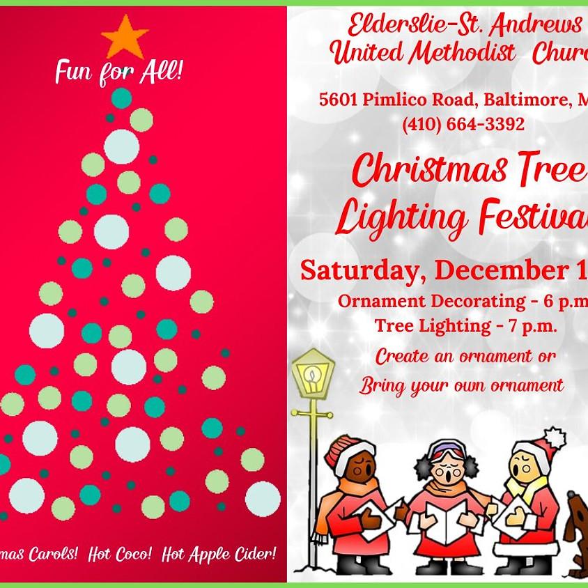 Christmas Tree Lighting Festival