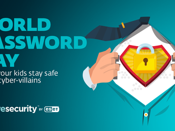 Fantastic passwords and where your children can find them