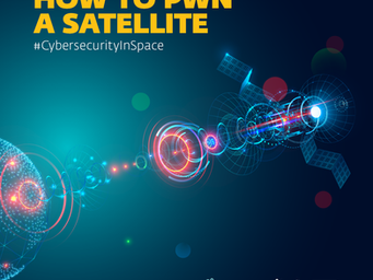 Hacking space: How to pwn a satellite