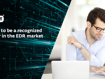 ESET included as Enterprise Architecture EDR solution in Now Tech report