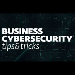 Business Cybersecurity Tips & Tricks