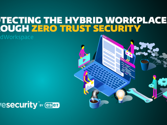 Protecting the hybrid workplace through Zero Trust security