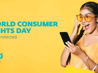 World Consumer Rights Day: Protecting consumers' rights online