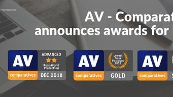 AV-Comparatives recognizes ESET with enterprise and consumer cybersecurity awards