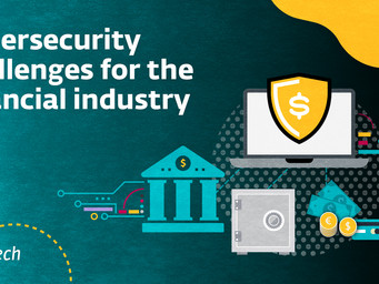 Cybersecurity risks and challenges facing the financial industry