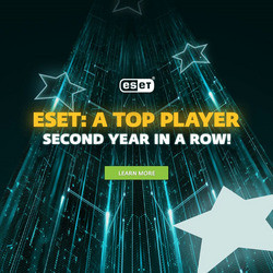 ESET provides leading protection against APT attacks: Recognized as a Top Player in Radicati Advance