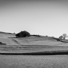 Stainforth in monochrome