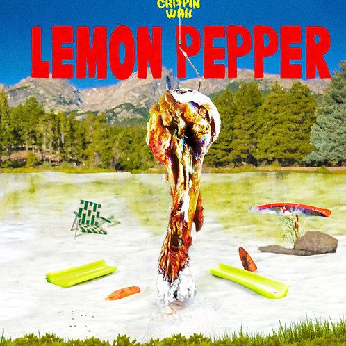 Lemon Pepper CD