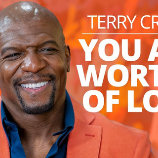 Terry Crews: Success, Accountability, and Toxic Masculinity