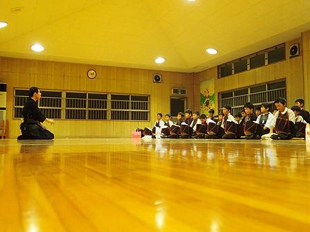 豊明市の剣道道場です