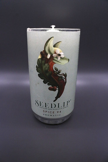 Seedlip Bottle Candle
