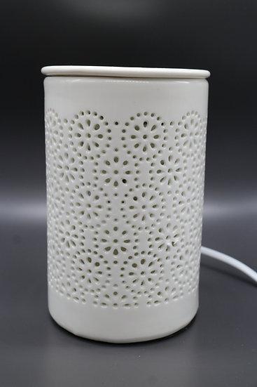 Circle Ceramic Wax Melt & Oil Burner