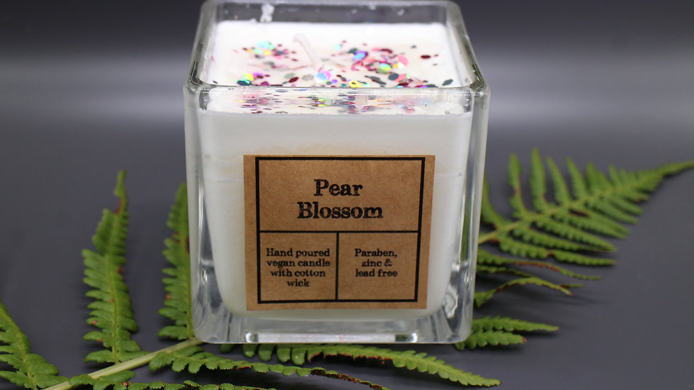 Fragrance Cube - Pear Blossom