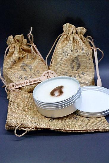 Juniper & Seaweed Wax Melt Tin & Spoon
