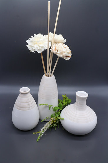 Ceramic Diffuser Bottle & Fragrance