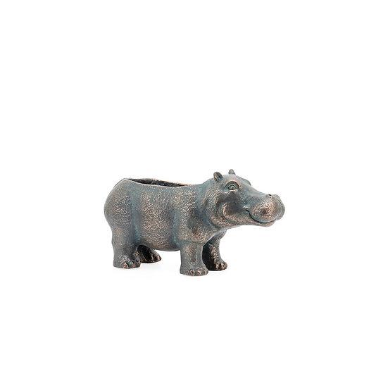 HAPPY HIPPO  PLANTER