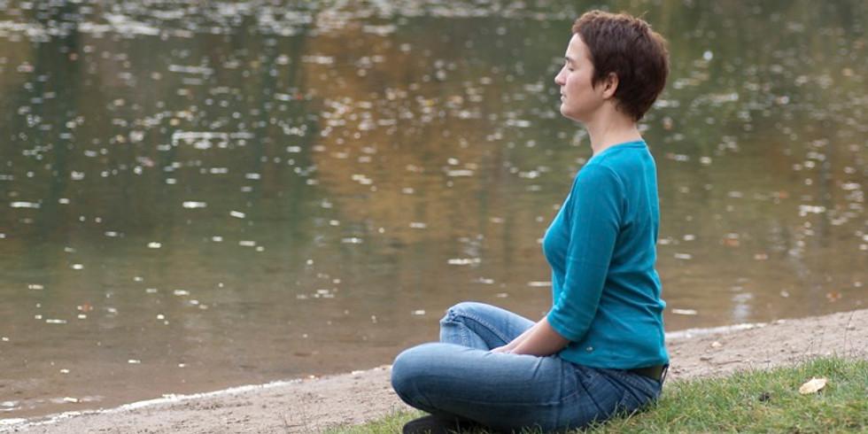 CANTIENICA®-Meditation: Zentrieren, Aufrichten, Loslassen (Online)