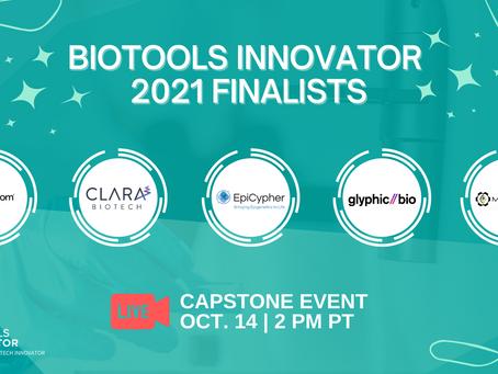 Clara Biotech announced as Finalist in MedTech Innovators, BioTools Innovator Accelerator!