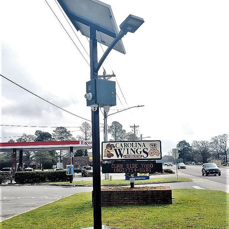 Blythewood-McNulty Intersection