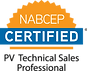 NABCEP PV Technical Sales Professional logo