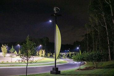 full hybrid renewable light
