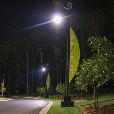 TTI Innovation Center - night