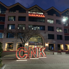 Cinemark - night