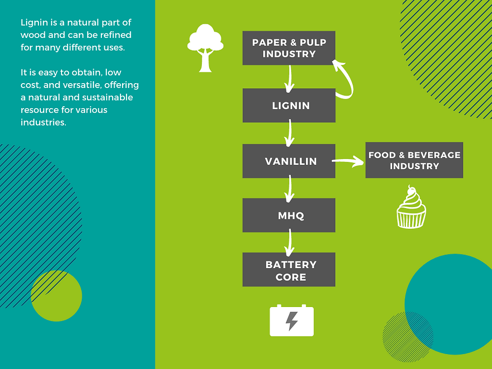 Potential Lignin Sourcing Process