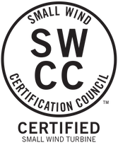 Small Wind Certification Council Seal