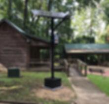 renewable smart pole light