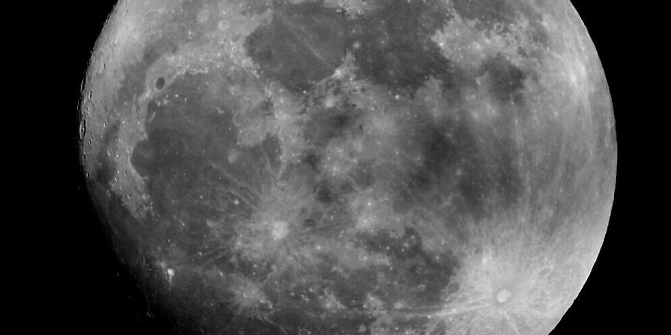 Obrseva la Luna