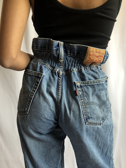 Vintage 550 light blue Levi's Jean