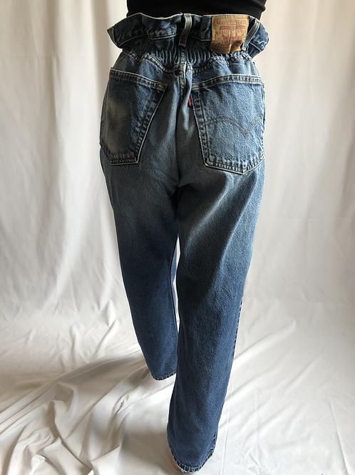 Vintage 505 blue Levi's Jean