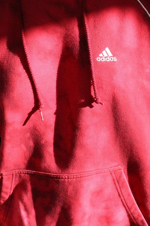 Bleached Adidas sweatshirt