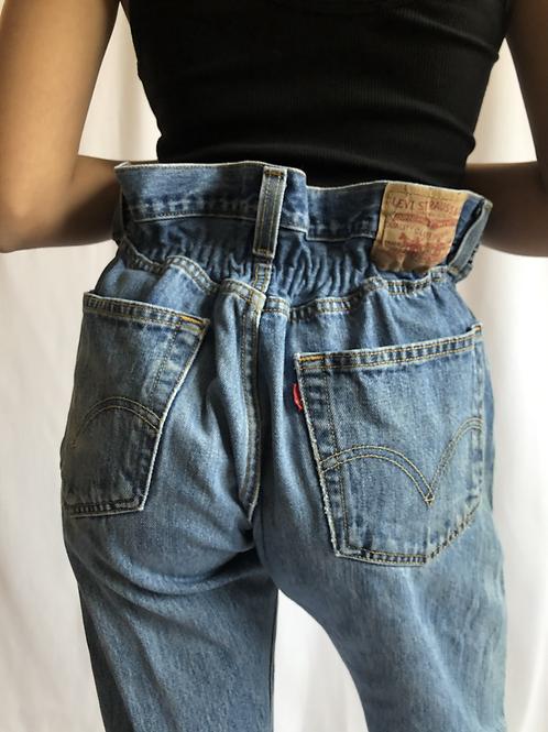 Vintage 501 light blue Levi's Jean