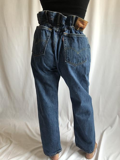 Vintage 505 dark blue Levi's Jean