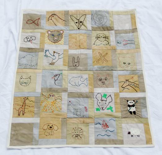 Class 4 - Animal Tapestry