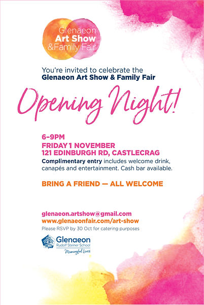 Invitation-to-Glenaeon-Art-Show-Opening-
