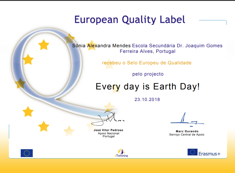 EuropeanQualityLabel