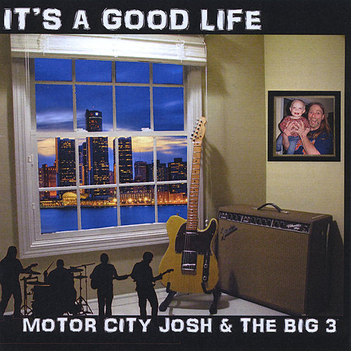 """It's A Good Life"" CD"