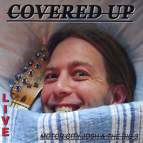 """""""Covered Up"""" CD"""