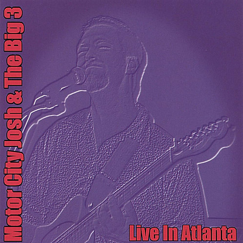 """""""Live in Atlanta"""" CD"""
