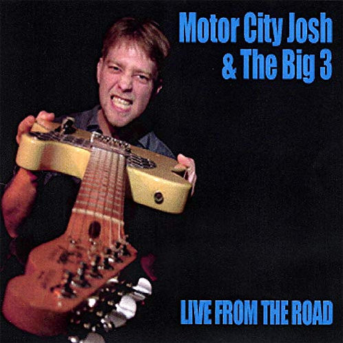"""Live from the Road"" CD"