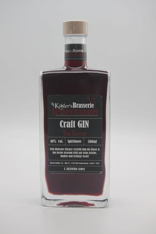 Craft GIN Ten Eleven