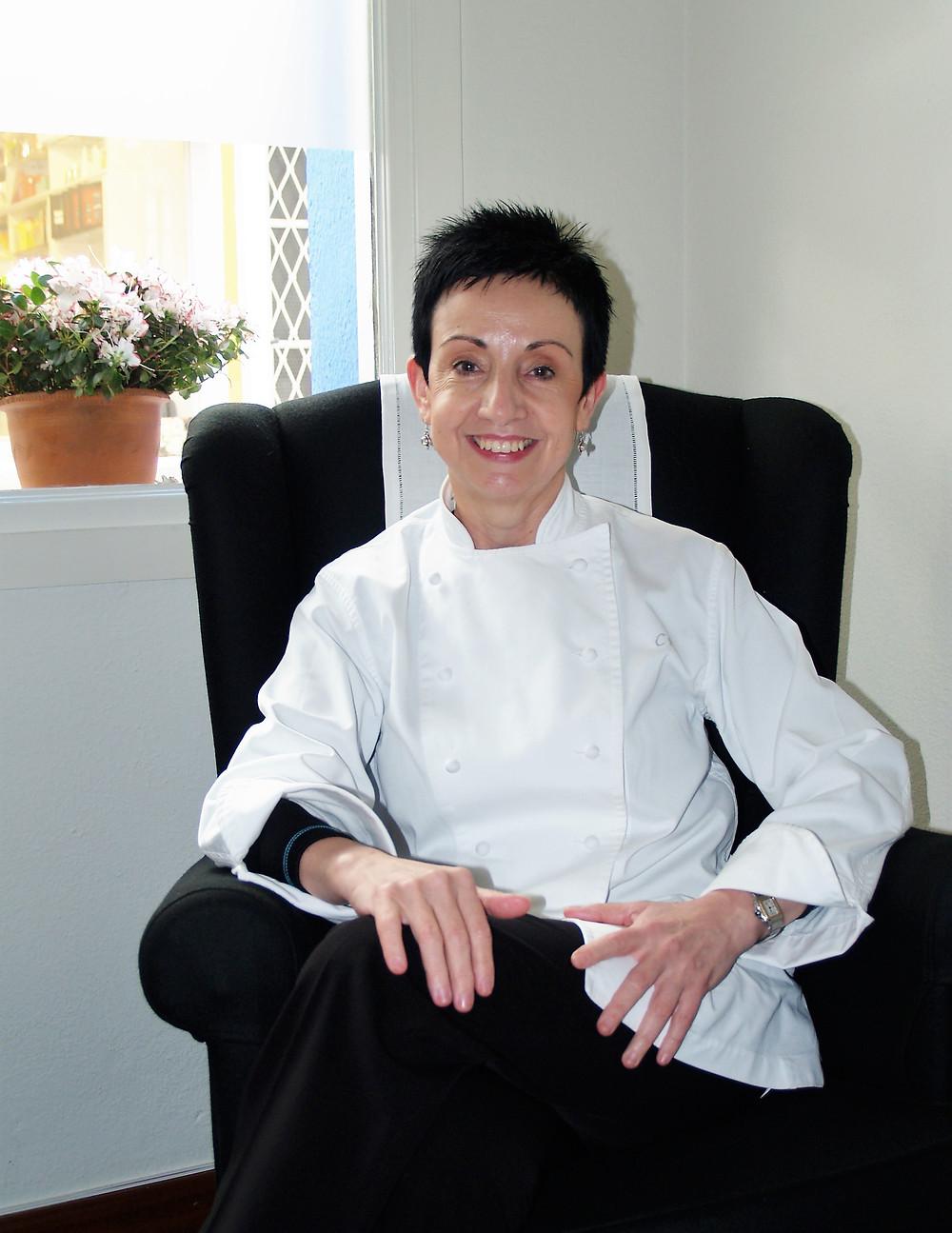 Chef Carme Ruscalleda