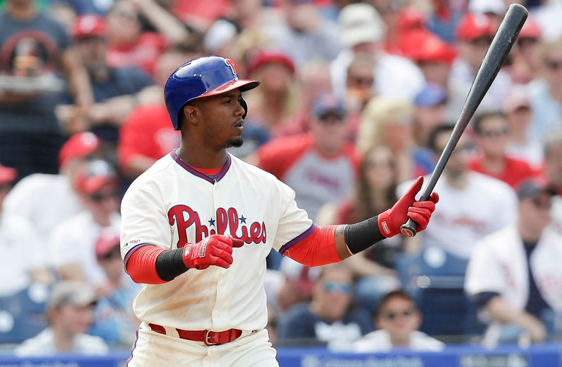 SEGURA SZN Has Arrived: The Phillies Win Their Home Opener In Walk-Off Fashion.
