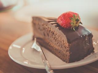 Vou comer doces de esperança!