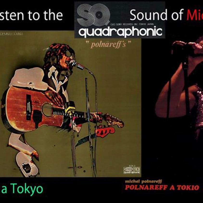 【PO LNA HO AtoZ Salon】『ポルナレフの4チャンネルレコードを聴く』会